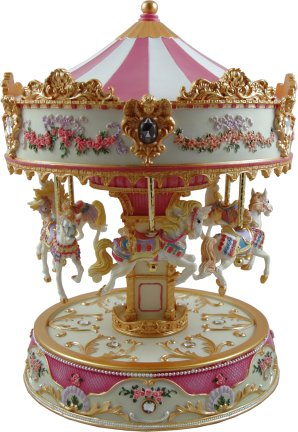 Luxury Musical Carousels
