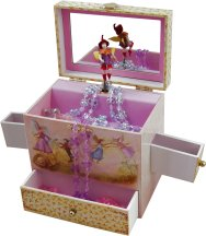 Enchantmints Musical Treasure Boxes Just In Case Fairy Musical