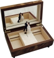 Wedding Musical Jewellery Boxes