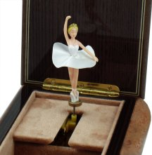 Ballerina Music Jewellery Boxes Musical Jewellery Boxes from