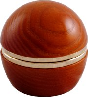 Swiss Musical Wooden Sphere