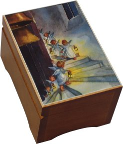 'Sweet Dreams' Picture Music Box