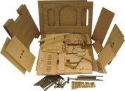 Teanola Mechanical Barrel Organ Kit